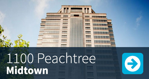 Peachtree Offices at 1100 Peachtree Midtown