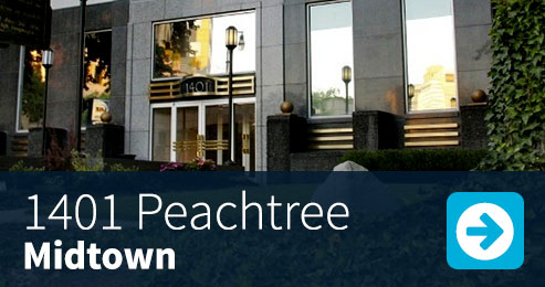 Peachtree Offices at 1401 Peachtree Midtown