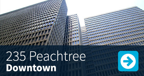 Peachtree Offices Downtown