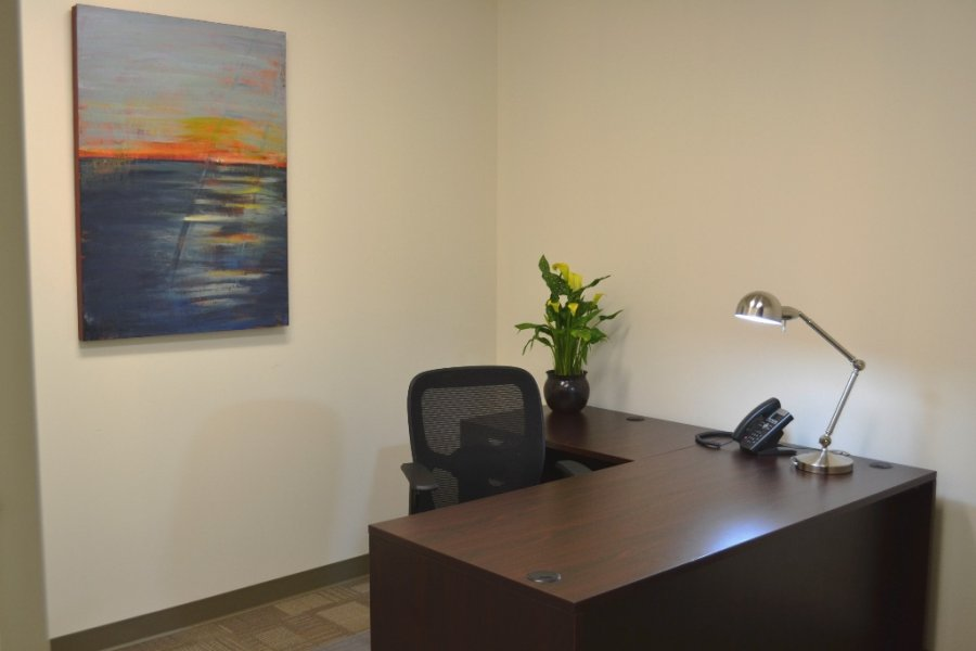 1100 Peachtere Interior Hourly Office