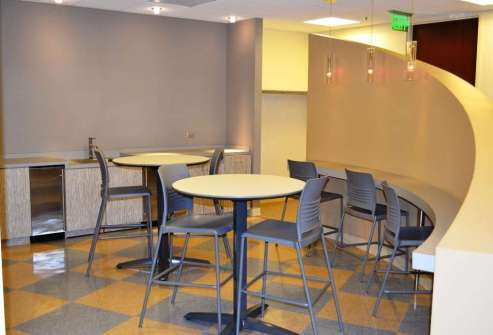 Large Conference Room For Rent in Midtown, Atlanta at 1100 Peachtree Street
