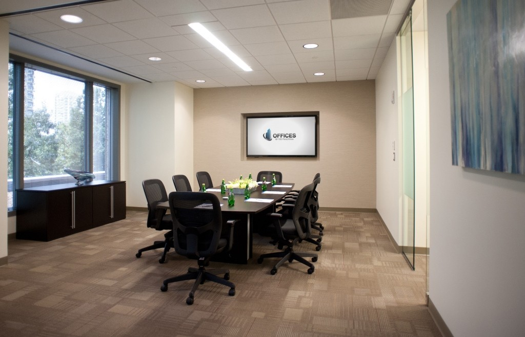 14 Person Conference Room for Rent in Midtown Atlanta   Peachtree ...