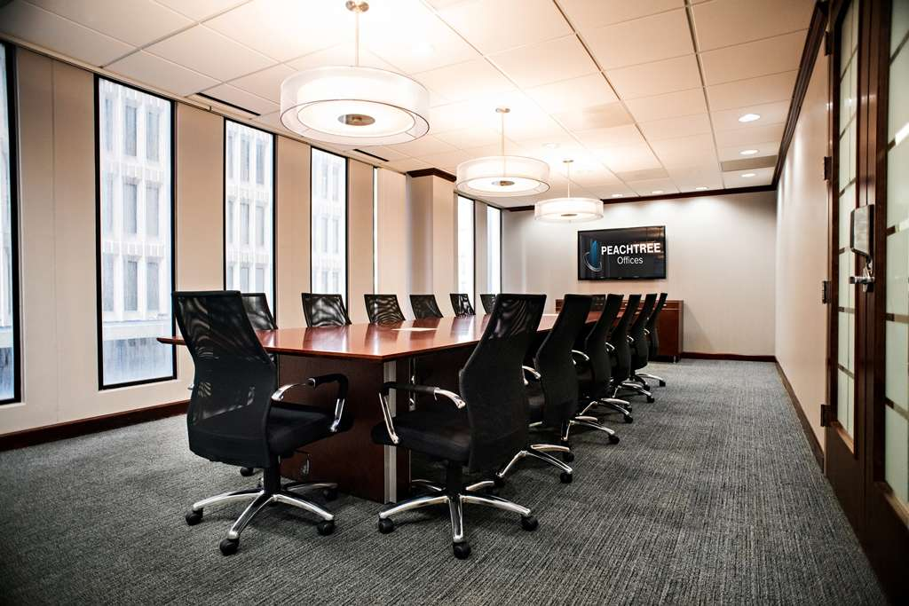 Capital Executive Conference Room | Peachtree Offices