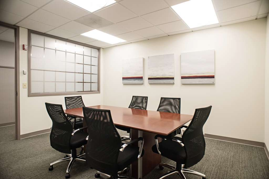 Person Conference Room For Rent Peachtree Offices - 6 person conference table