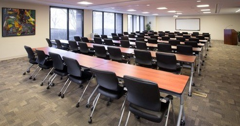 48 Person Training and Conference Room