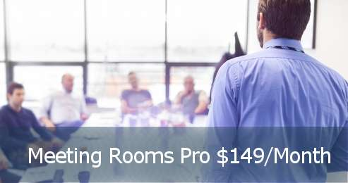 Meeting Rooms Pro | 1100 Peachtree